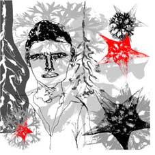 secuencia niñas estrella y lunáticas